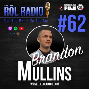 #62 Brandon Mullins