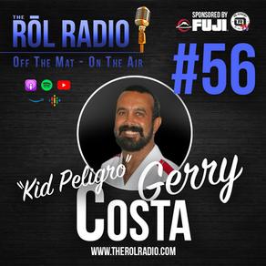 """#56 Gerry """"Kid Peligro"""" Costa"""
