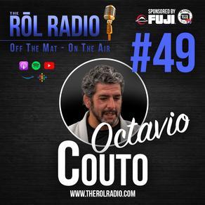 "#49 Octavio ""Ratinho"" Couto"
