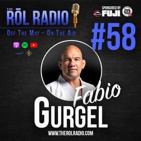 """#58 Fabio """"The General"""" Gurgel"""