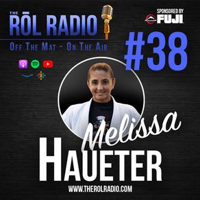 #38 Melissa Haueter
