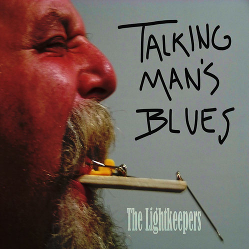 "The Lightkeepers ""Talking Man's Blues"" CD"