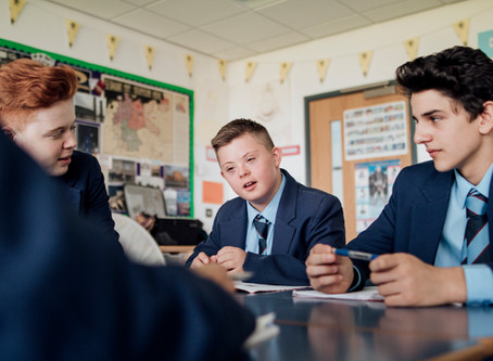 A Private Chat - Private School as an Option for Students with Disabilities