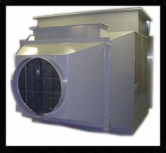 Horizontal Scrubbers | Plastic Fabrication | Fume Scrubbers