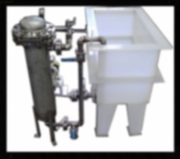 Natural Polypropylene Tanks with Steel Girth | Tanks | sinks |