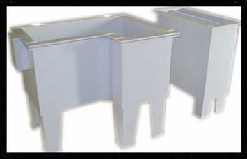 Polypropylene Plating Tanks| Custom Tanks | Custom Sinks | Plastics