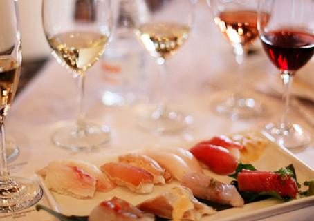 Vinho para Sushi