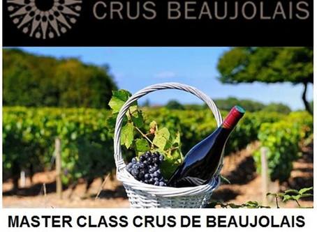 Beaujolais Villages é uma delícia