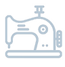 sewing machine icon blue.png
