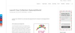 Featured Brand Interview