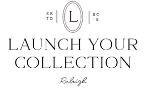 OFFICIAL LAUNCH YOUR COLLECTION LOGO TRA