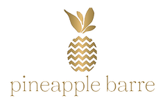 Pineapple Barre logo created by LSD tran