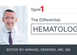 The Differential: A CNS relapse of AML, the benefit of ivosidenib in mIDH1 AML, and more