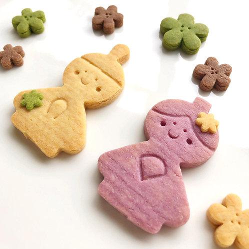 ひなまつりクッキーセット【店舗受け取り】