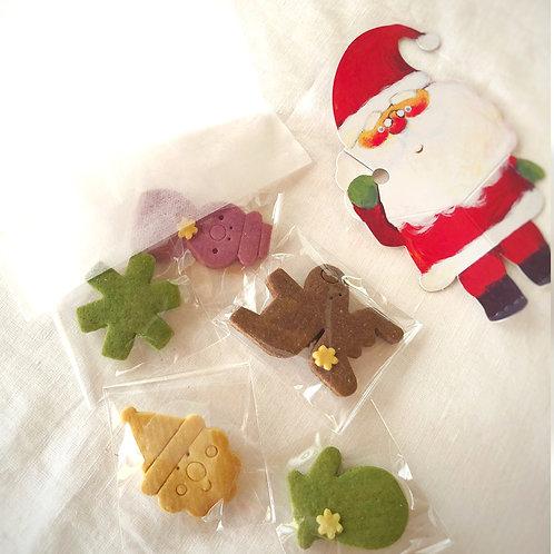 クリスマスクッキーセット(こども)