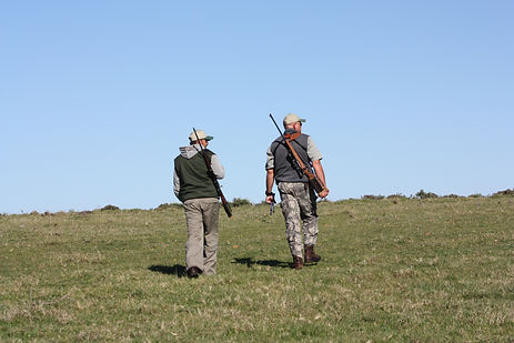 Hunt to Preserve Africa - Elaine Ness- Hunting South Africa - Eastern Cape- Hunting Terrian