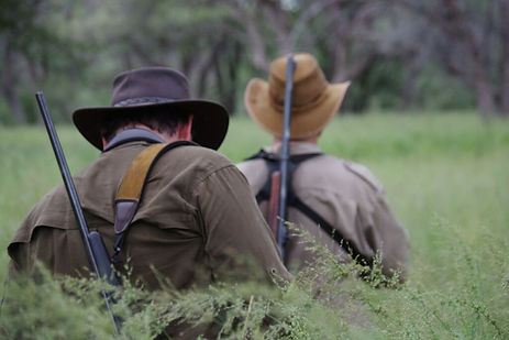 Hunt to Preserve Africa - Elaine Ness- Hunting Terrain