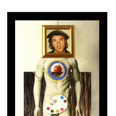 The martyrdom of Damien Hirst
