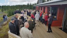 Guðmundarlundur 15. júlí 2021 kl. 14-16.
