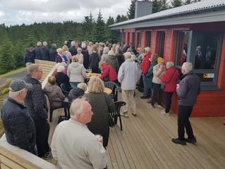 EKKI farið í Guðmundarlund 3. júní