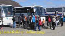 Bókanir í sumarferðir