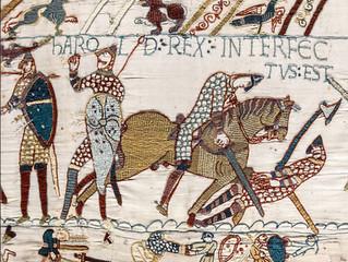 Refillinn frá Bayeux. Reynir Tómas Geirsson læknir segir frá og sýnir myndir af reflinum.