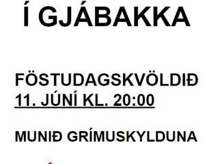 Það er að færast líf í félagsstarfið