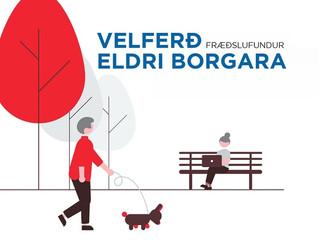 Velferð eldri borgara – fræðslufundur á RÚV þriðjudaginn 9. febrúar kl. 13 - 15.