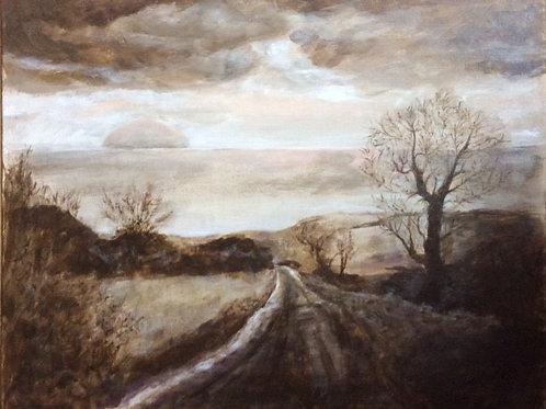 PMI 001 Winter Walk by Patricia Millar