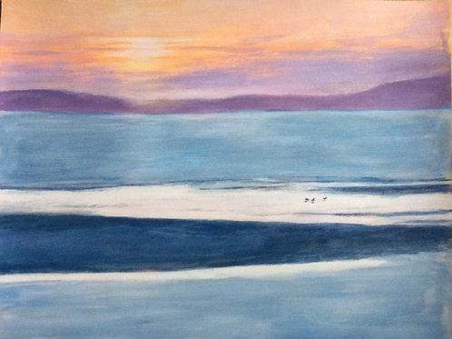PMI 003 Evening Calm by Patricia Millar