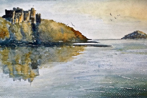 JAR 011 Culzean Castle Reflections by Jackie Ridge