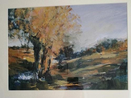 MMM 002 Autumn by Margaret Masterman