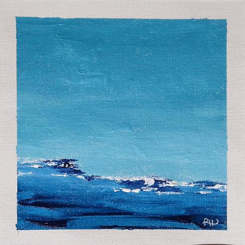 PMH 004 Blue Horizon by Pamela Harvey