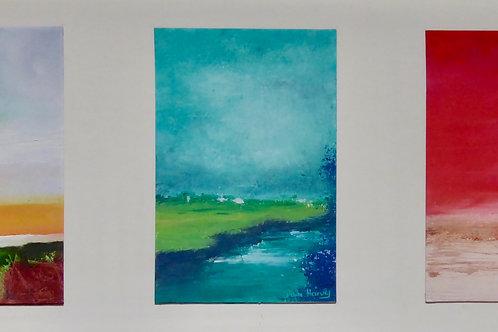 PMH 005 Landscape of Dreams by Pamela Harvey