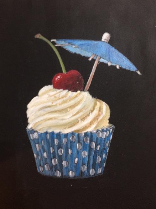 JAR 007 In the Shade Cupcake by Jackie Ridge