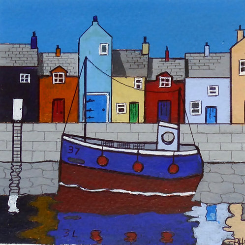 PMH 006 Tobermory by Pamela Harvey