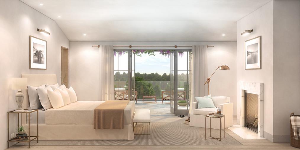 Napoli Bedroom
