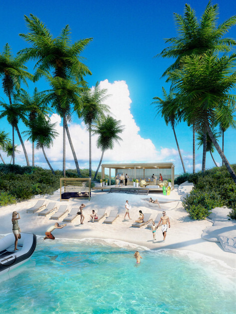 Twin Cays Private Paradise