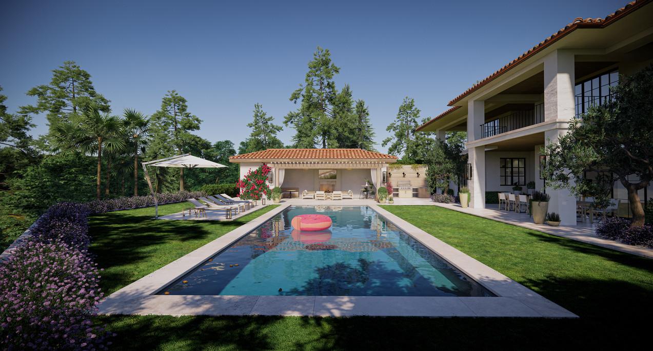 Bella Oceana, Private Residence