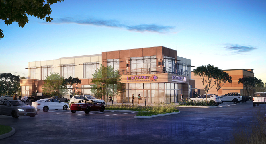 Proposed New Office Development