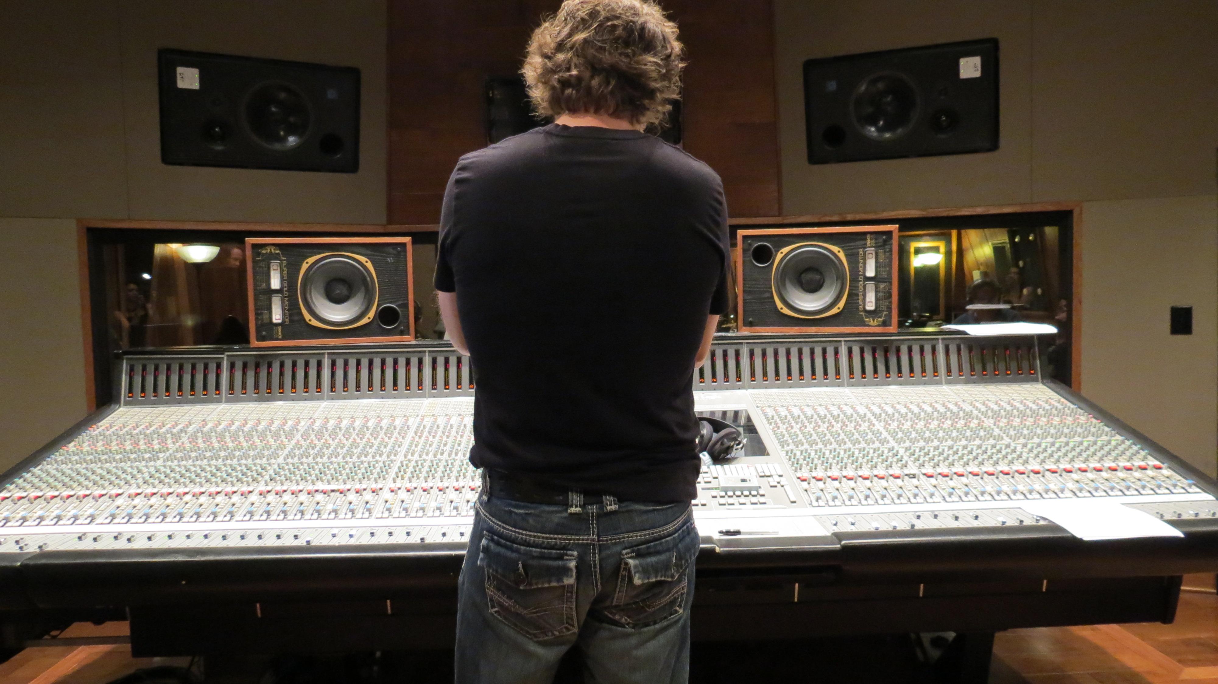 John Jed listening mode...