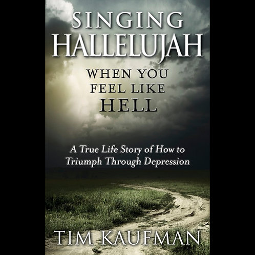 Singing Hallelujah Book