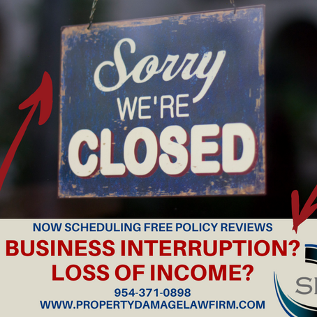 COVID-19 Business Interruption