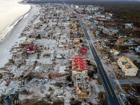 Hurricane Michael Hit Records
