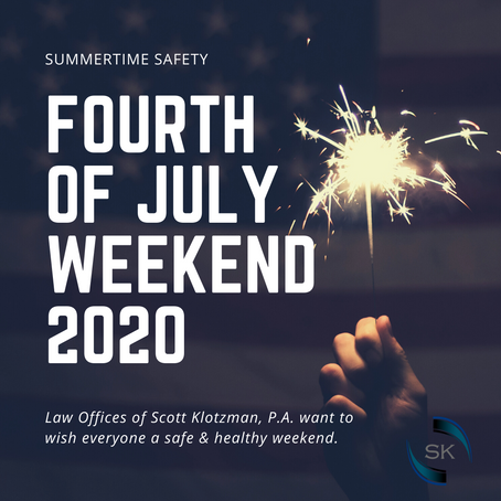 Safety first, this summer!