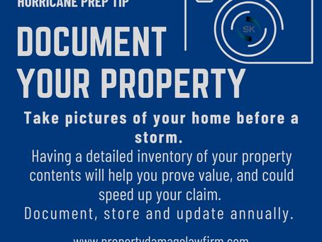 Hurricane Prep #1 Tip