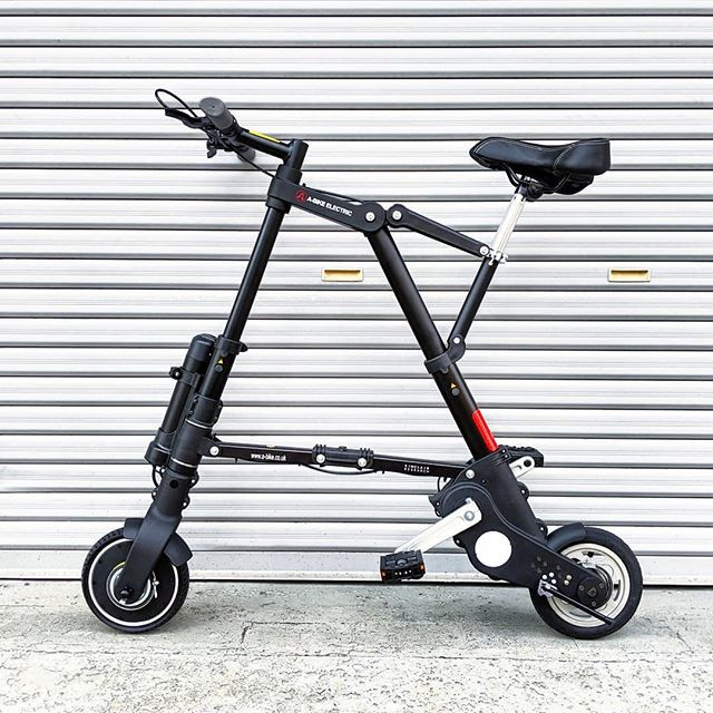 SINCLAIR RESEARCH A-BIKE ELECTRIC__入荷しまし