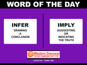 Word of the day Infer Imply.jpg