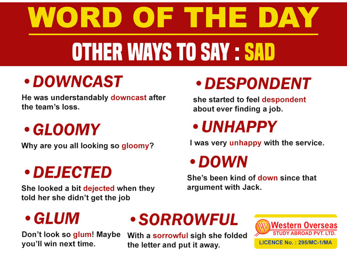 Word of the Day Other way to say Sad.jpg