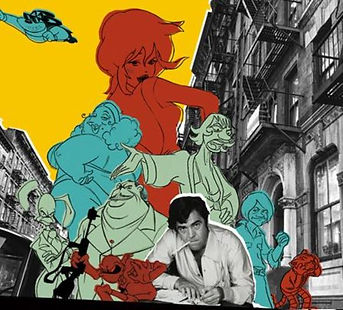 Ralph Bakshi animacion.JPG